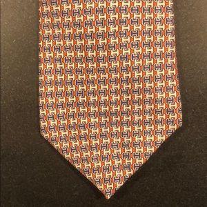 Luxury Hermes Tie